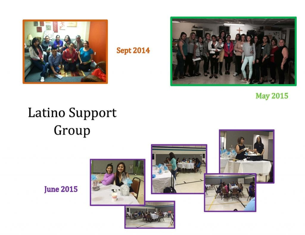 Latino Support Group - June 2015