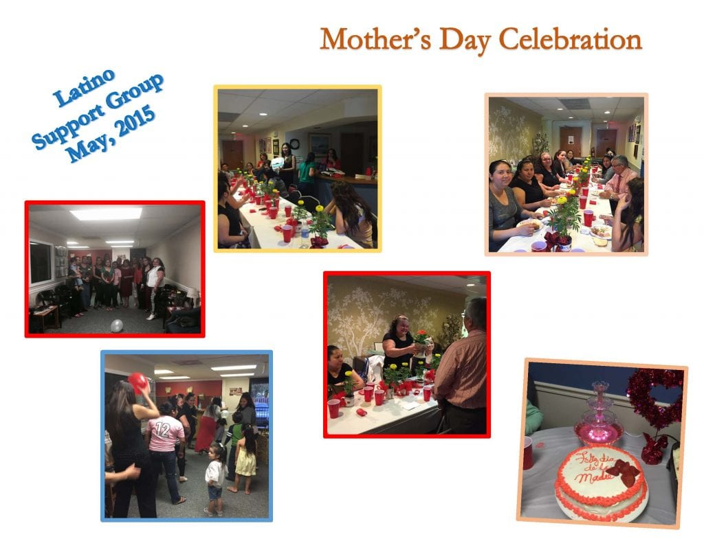 Mother's Day Celebration - May 2015