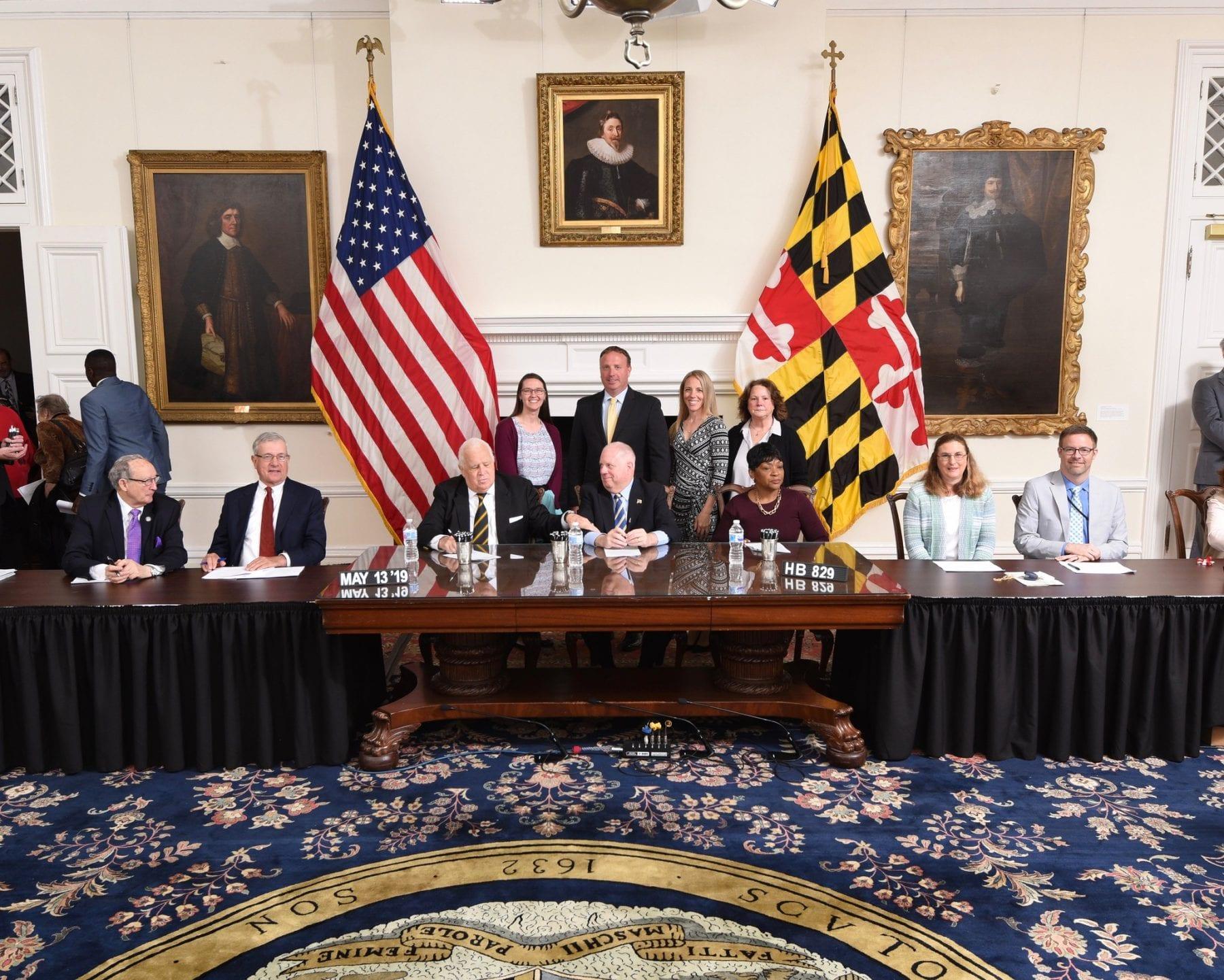 Governor Hogan Signs HB 829 to Benefit Mental Health Billing