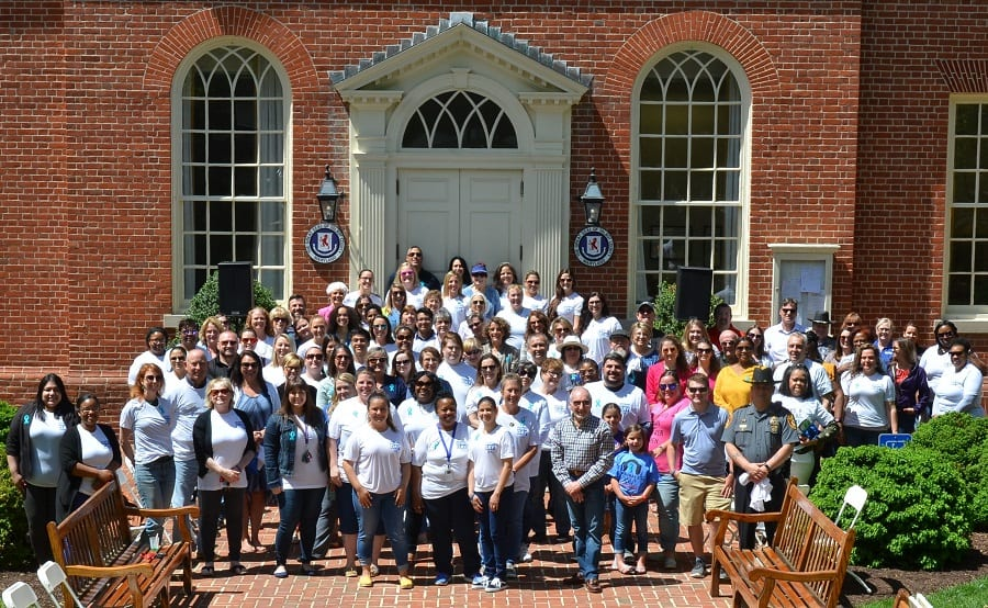 For All Seasons Has Large Turnout for First Community Denim Day