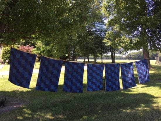 For All Seasons' Survivor Quilt Project