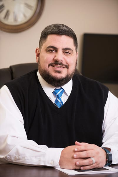 "William ""Bill"" Cerrato, D.O. Chief Medical OfficerBoard Certified Adult/Child & Adolescent Psychiatrist DO, West Virginia School of Osteopathic Medicine"