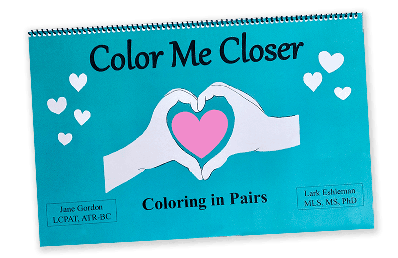 Color Me Closer Book Launch